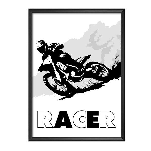 plakat racer
