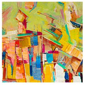 abstrakcja w kolorach