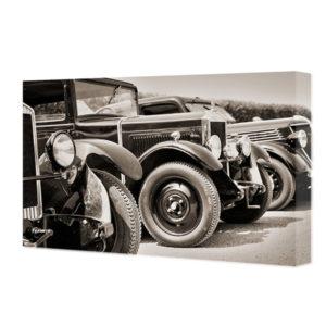 Obraz na płótnie auta vintage