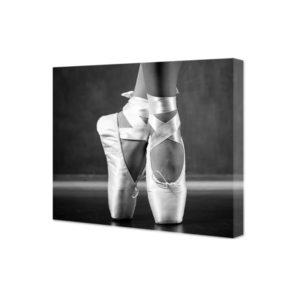 obraz na płótnie baletki balerina